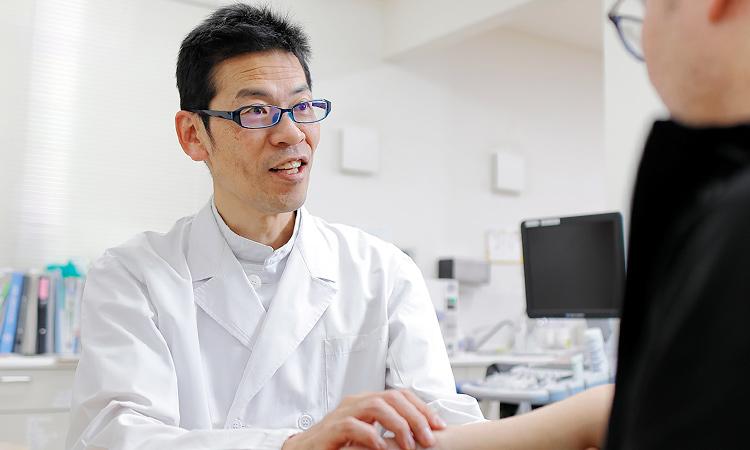 ひがしリハビリテーション・整形クリニック 院長 片岡昌樹